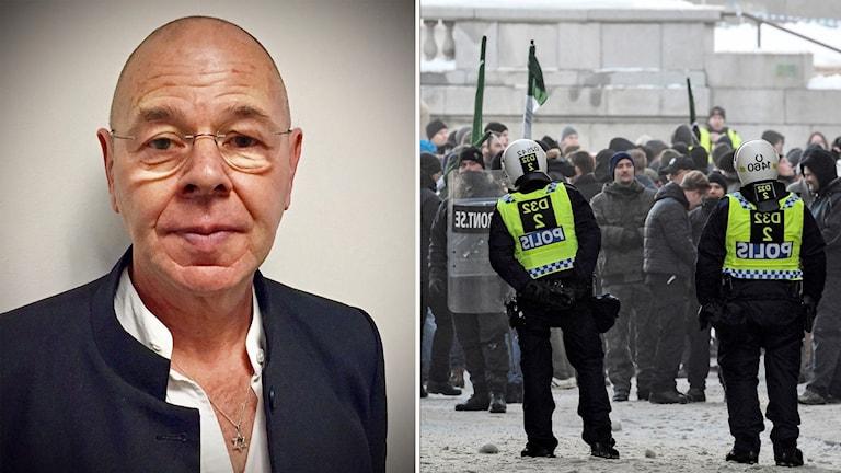 Willy Silberstein, ledamot i Svenska kommittén mot antisemitism.