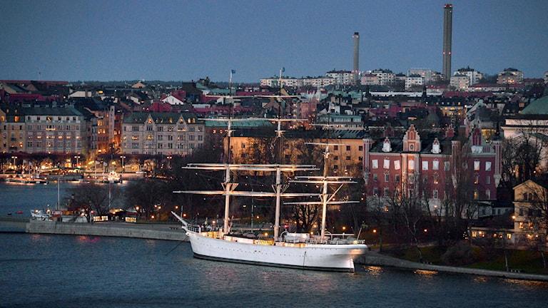 Skeppsholmen. Arkivfoto: Janerik Henriksson/TT