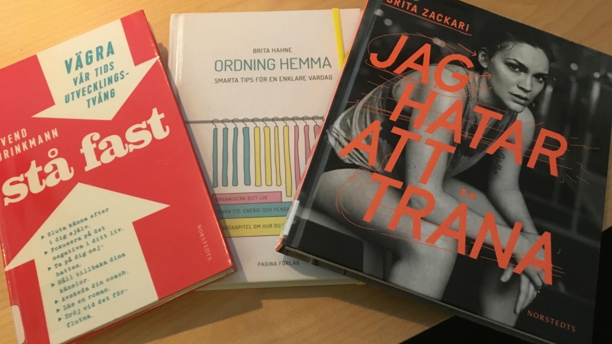 Bibliotekarien tipsar  Peppböcker utan pekpinnar - P4 Stockholm ... a32fe4c37f217
