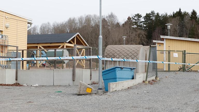 Skjutningarna skedde vid Norrängens förskola.