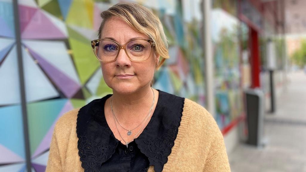 Anna Rådö.