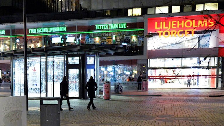 Liljeholmstorget i Stockholm (arkivbild).