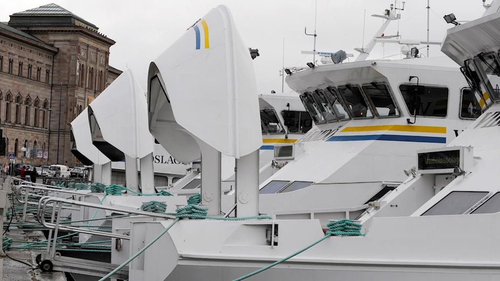 Nu tar Blidösundsbolaget över en hel del av fartygstrafiken för Waxholmsbolaget.