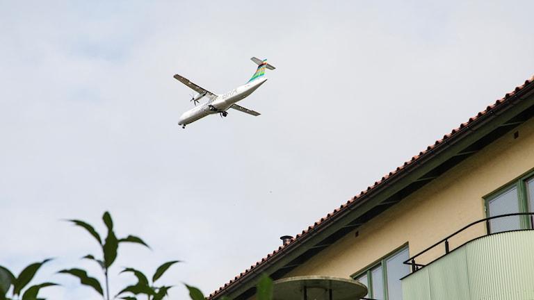 Stödet till flygplatsen i Kristianstad splittrade det rödgröna styret