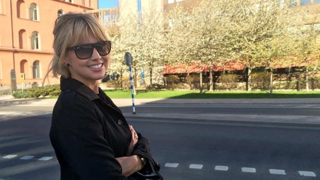 Nina Wennerström.