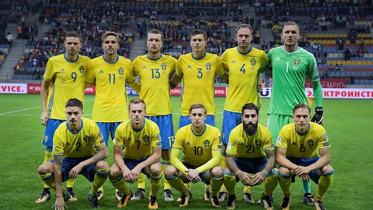 Sveriges fotbollslandslag
