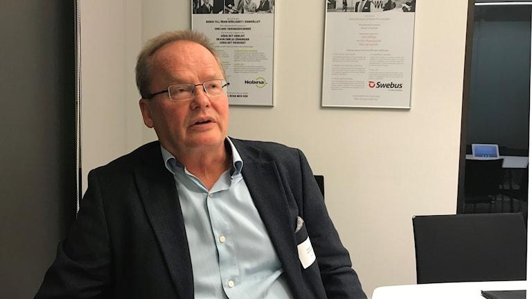 Göran Forssén, utredar vid Sveriges Bussföretag