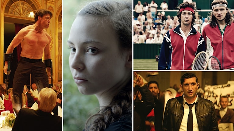 Urval av bästa filmerna 2017