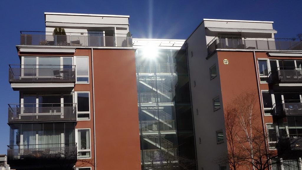 HSB-bostäder i Stockholm.