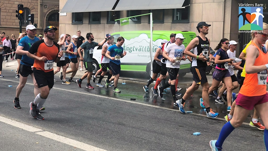 Stockholm maraton