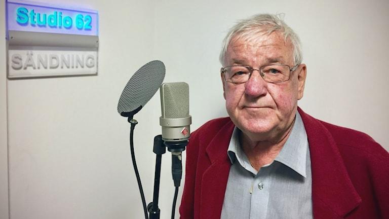 Journalisten Ken Olofsson