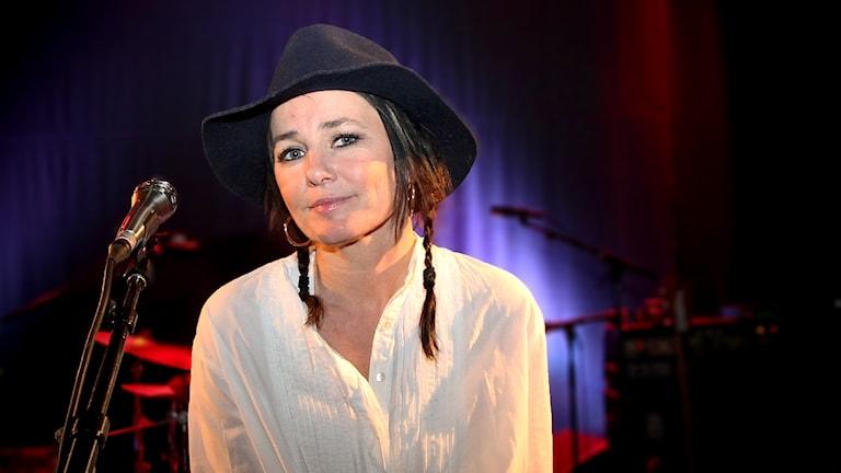 Sofie Zelmani i Musikplats Stockholm