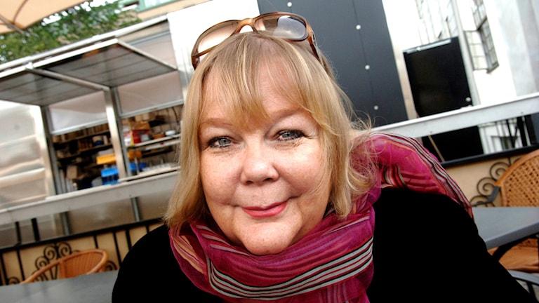 Regissören Birgitta Götestam har avlidit (arkivbild).