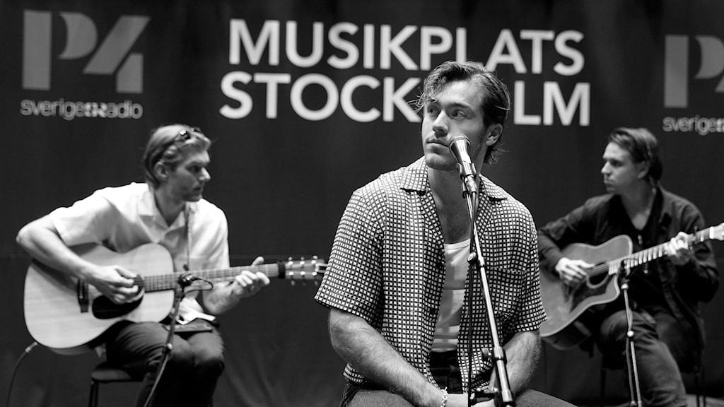 Benjamin Ingrosso, Musikplats Stockholm, sommaren 2021