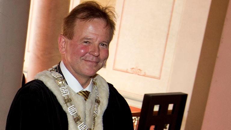 Ole Petter Ottersen blir ny rektor för Karolinska institutet (arkivbild).