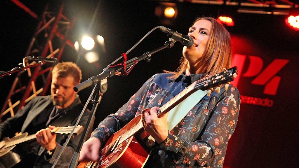 Jill Johnson i Musikplats Stockholm
