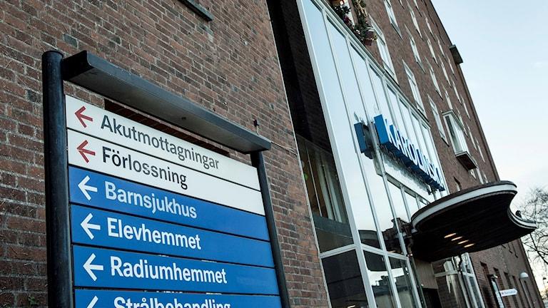 Akutmottagningen Karolinska