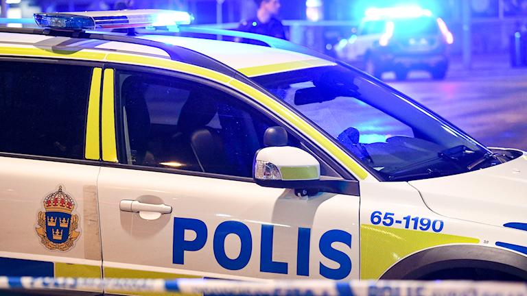 En person skottskadad i Rotebro