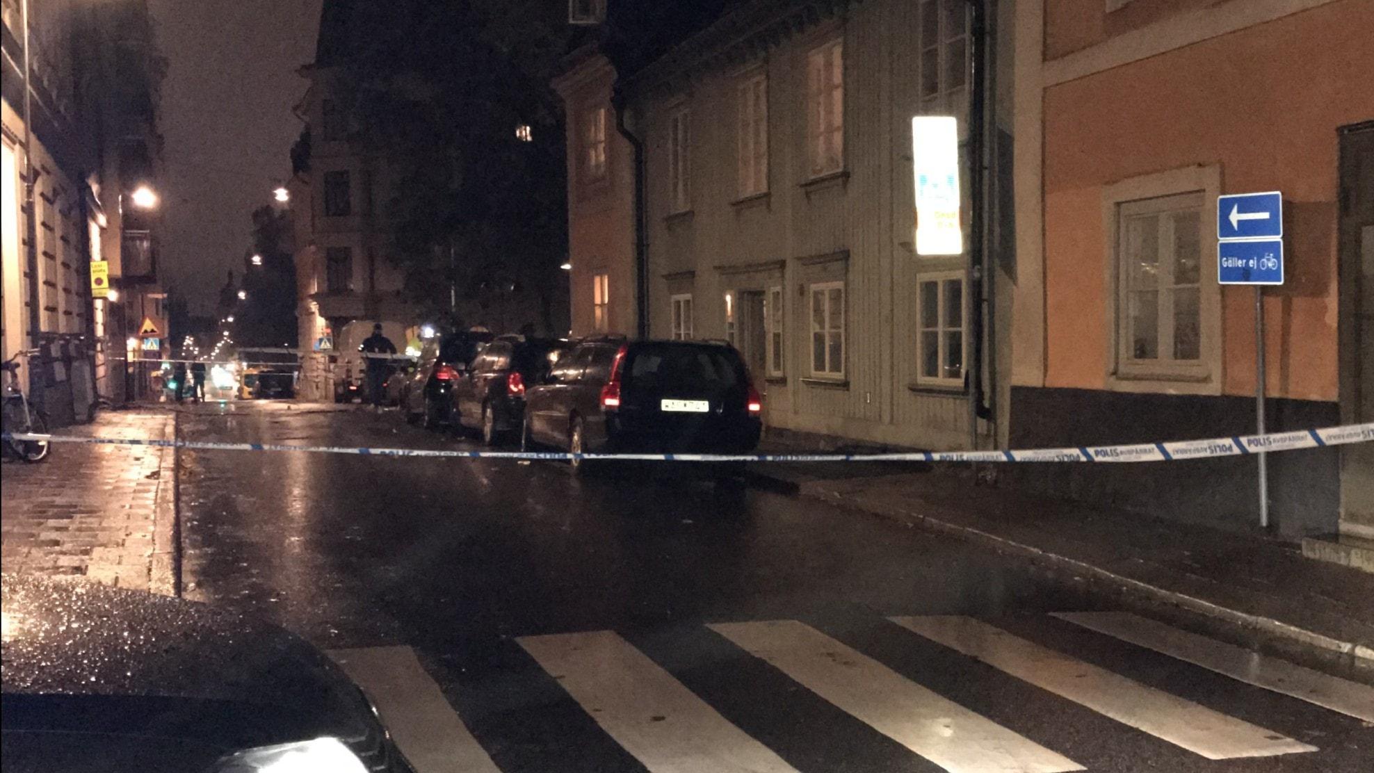 Tre explosioner i länet i natt - P4 Stockholm