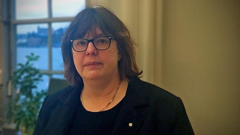 Cecilia Brinck (M), borgarråd