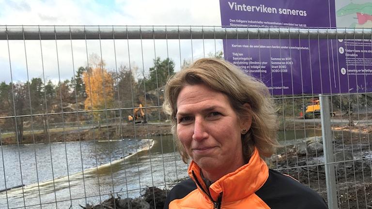 Geologen Eva Rönnbäck är kritisk till flera av de föreslagna platserna