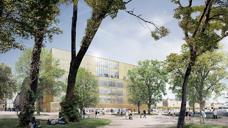 Nobel Center