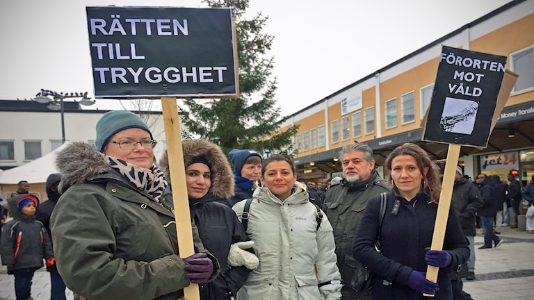 Demonstration Rinkeby