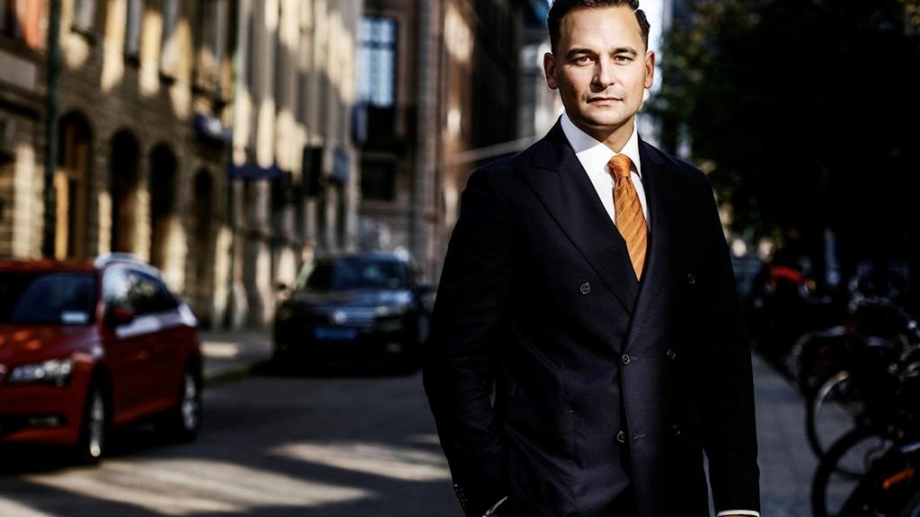 Andreas Hatzigeorgiou vd Stockholms Handelskammare