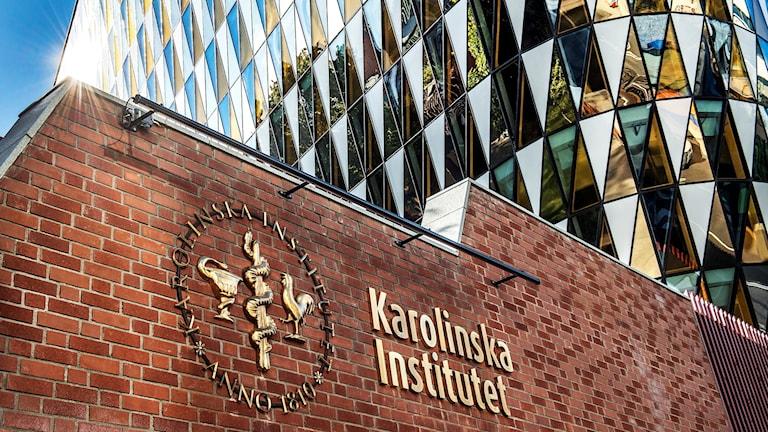 Karolinska Institutet i Solna (arkivbild).