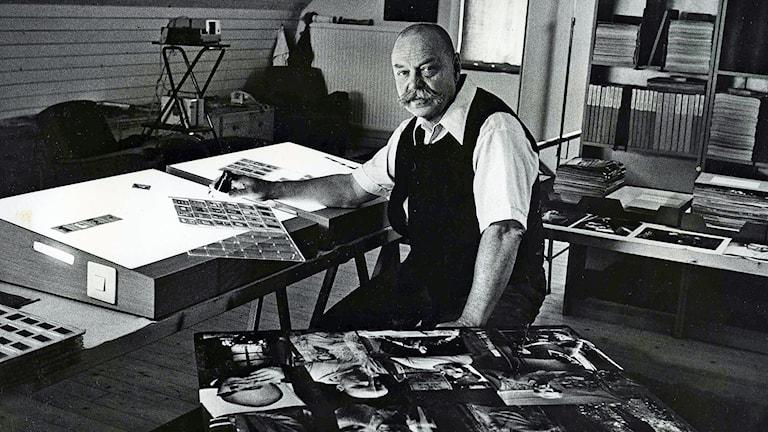Christer Strömholm, fotograf