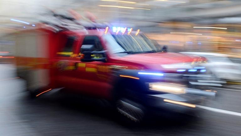 räddningstjänst brandkår