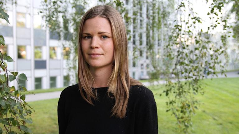 Emma Kirkhoff, länsreporter