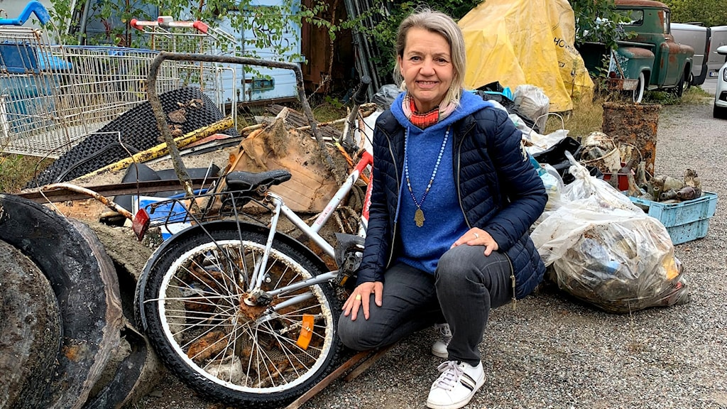 initiativtagaren Christina Rindsjö.