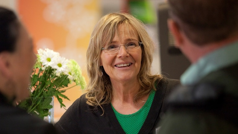 Agneta Börjesson, MP