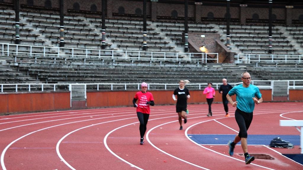 Stockholm stadion Världens barn