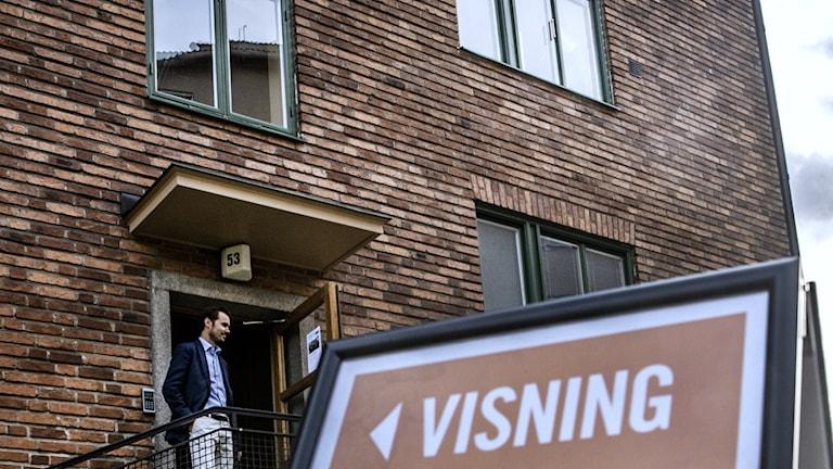 I Vallentuna har priserna på bostadsrätter stigit med 13 procent under 2019.