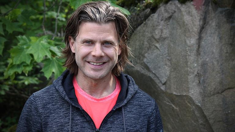 Andreas Öhgren, elittränare i ishockey