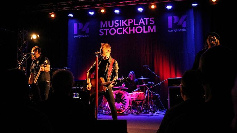 Musikplats