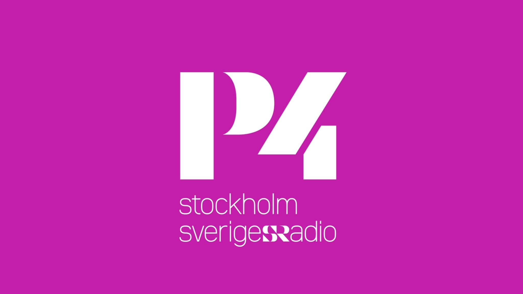 Programbild för P4 Stockholm – kanalflöde
