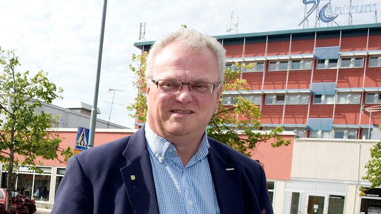 Lennart Kalderén, kommunstyrelsensordförande i Salem.