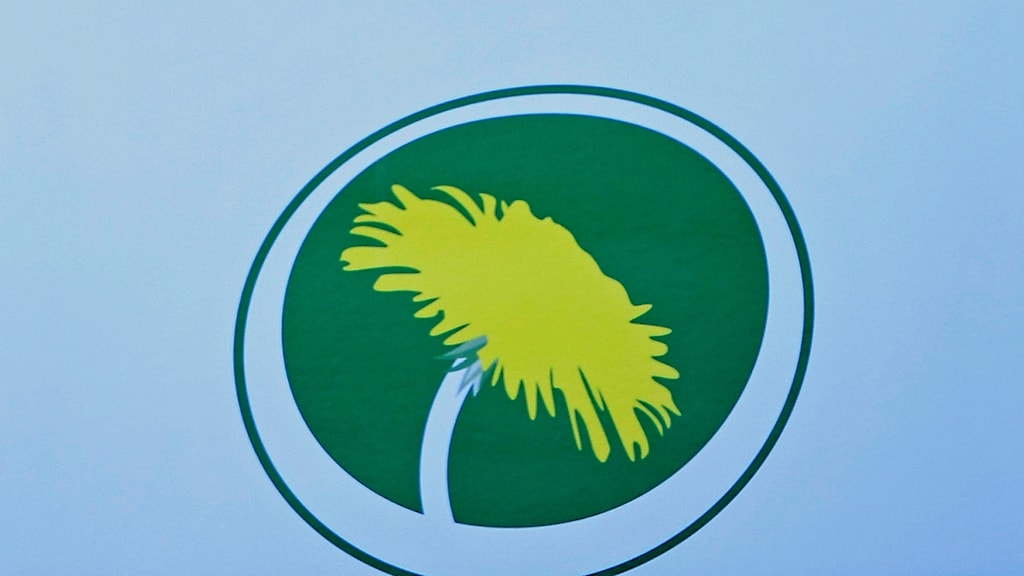 Miljöpartiet logga