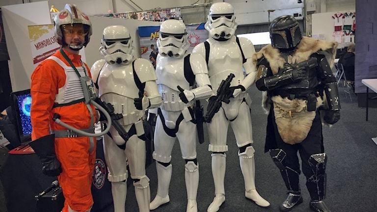 Stormtroopers i Kista