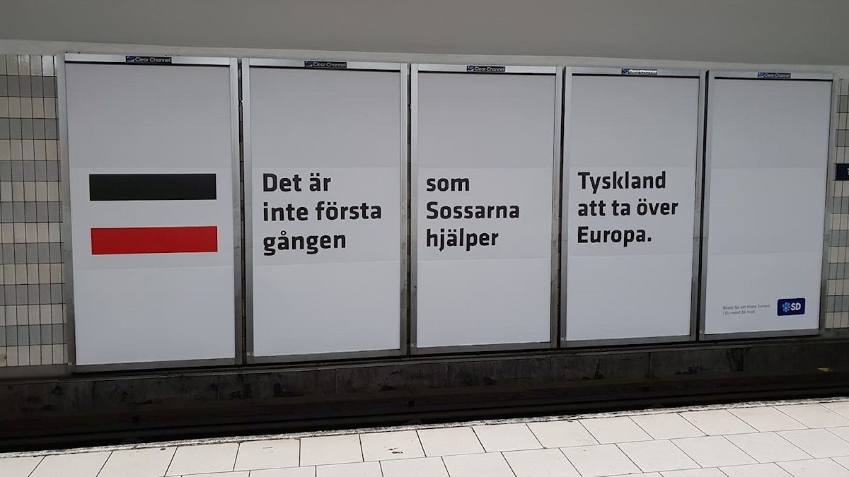 Sverigedemokraternas kampanj