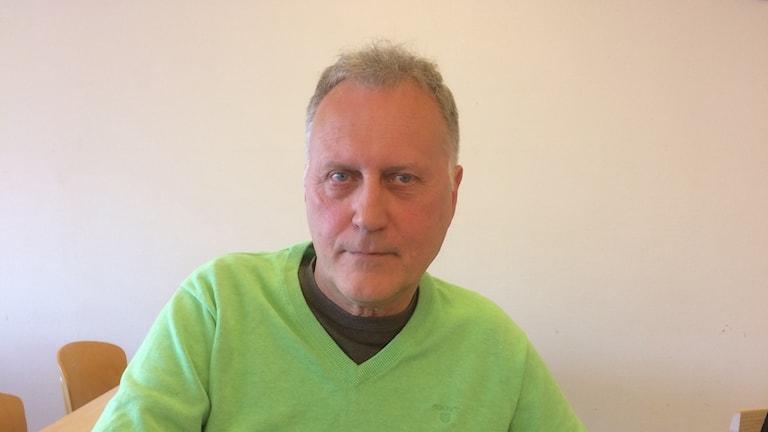Bo Nyberg, ordförande för kristna friskolerådet.