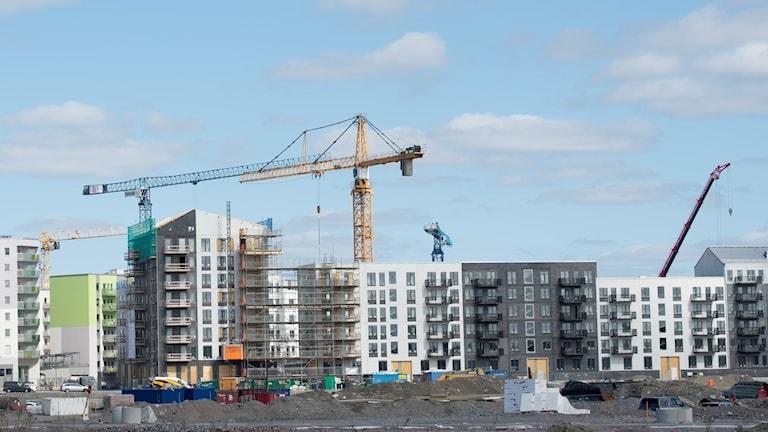 Förutsättningarna för att bygga tusentals nya bostäder i Hemfosa och Segersäng är goda menar regeringens utredare (arkivbild).