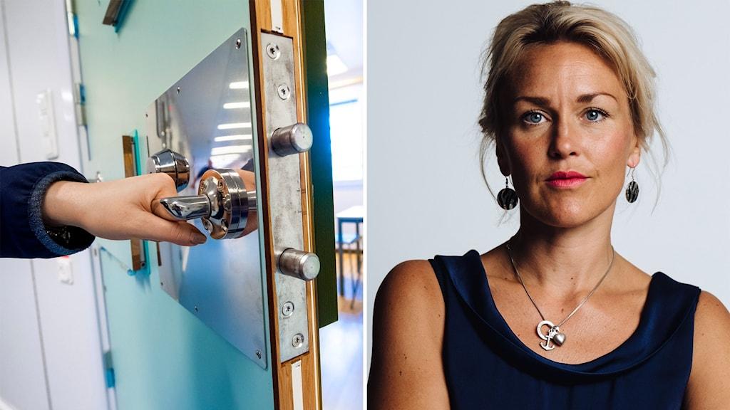 Olga Persson är ordförande för Unizon