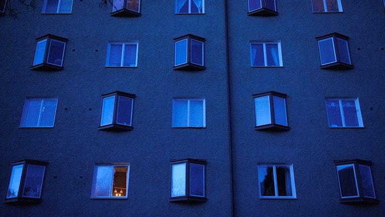 Lägenheter i Västertorp.