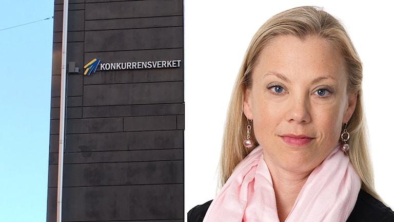 Malin de Jounge, enhetschef Konkurrensverket