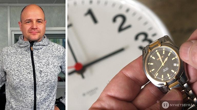 Natten till söndag ställer vi fram klockan. Sömnforskaren John Alxelsson pratar sommartid.