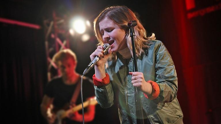 Amy Deasismont i Musikplats Stockholm